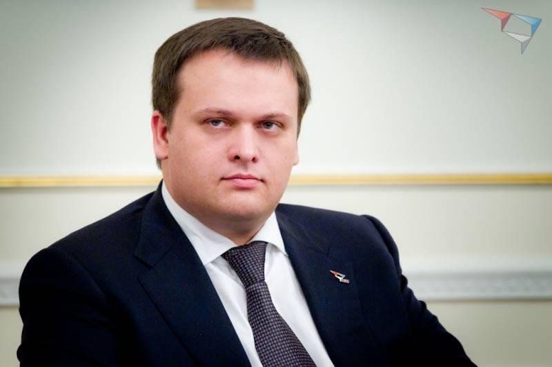 Андрей Никитин Генеральный директор АНО «Агентство стратегических инициатив по продвижению новых проектов»