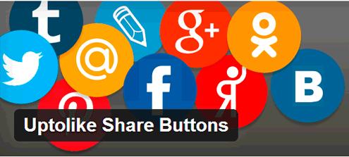Uptolike Share Buttons — делись со всеми.