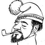 Рисунок профиля (Вадим В. Костерин)