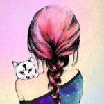 Рисунок профиля (Ольга Кузнецова)